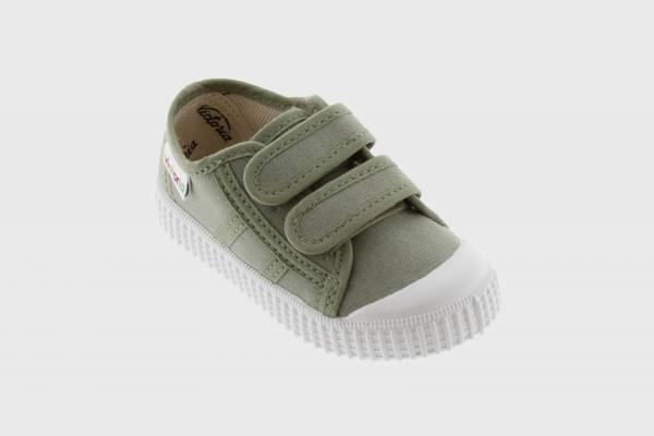 Bilde av Victoria Shoes canvas - aloe