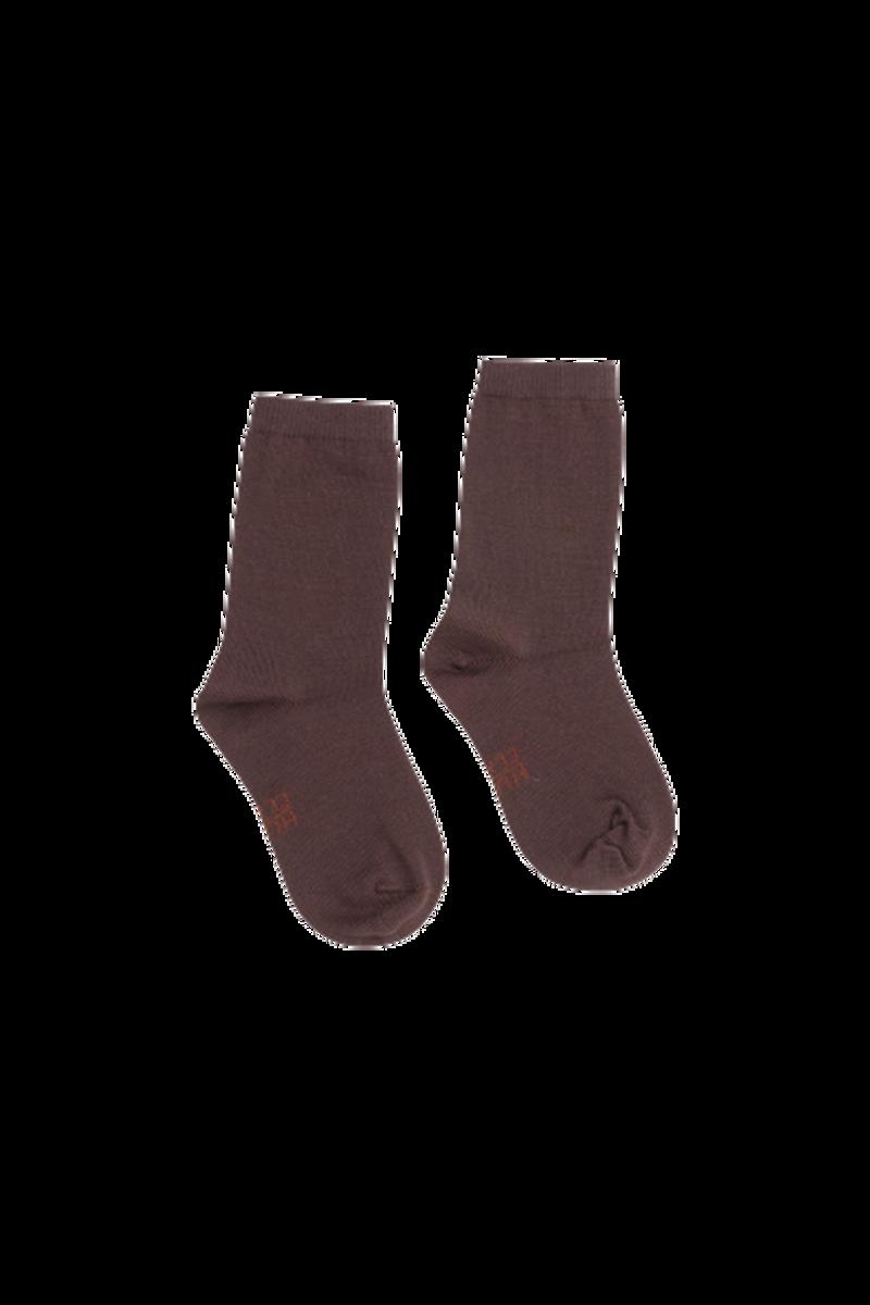 Hust & Claire Foty ull/bambus sokker - java